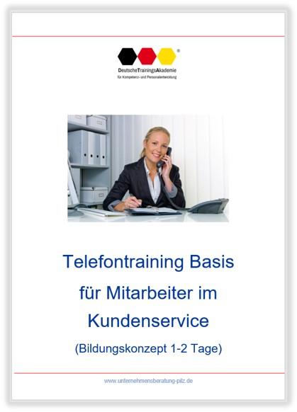 Telefontraining