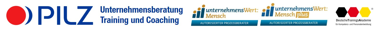 Unternehmensberatung Pilz Logo
